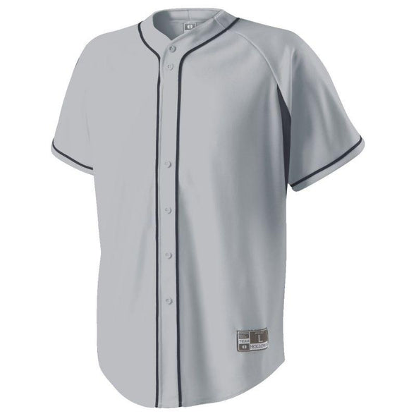 Ignite Jersey Blue Grey/black Adult Baseball