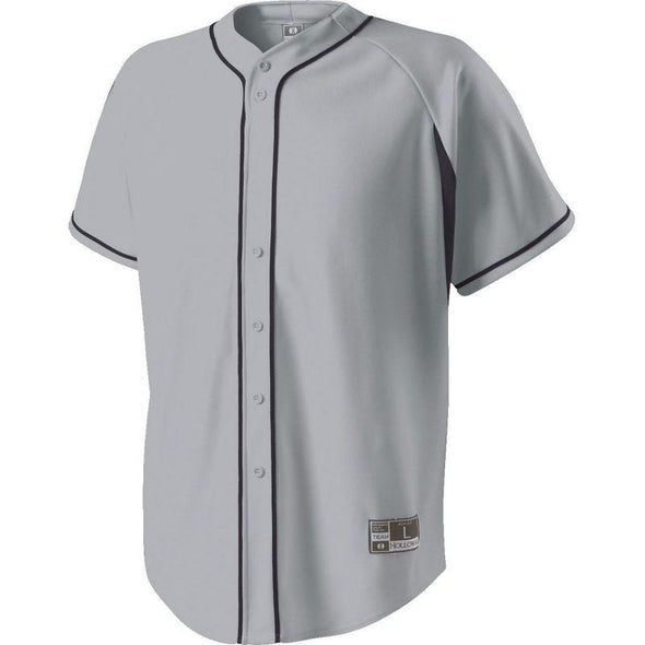 Youth Ignite Jersey Blue Grey/black Baseball