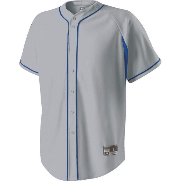 Youth Ignite Jersey Blue Grey/royal Baseball