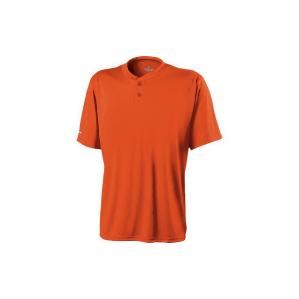 Youth Streak Jersey Orange Baseball