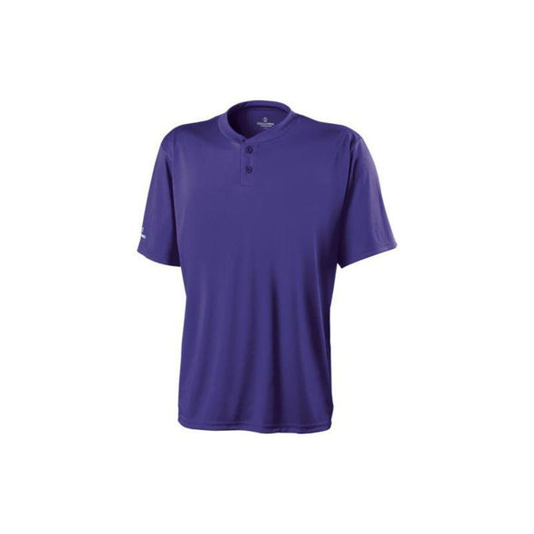 Youth Streak Jersey Purple Baseball