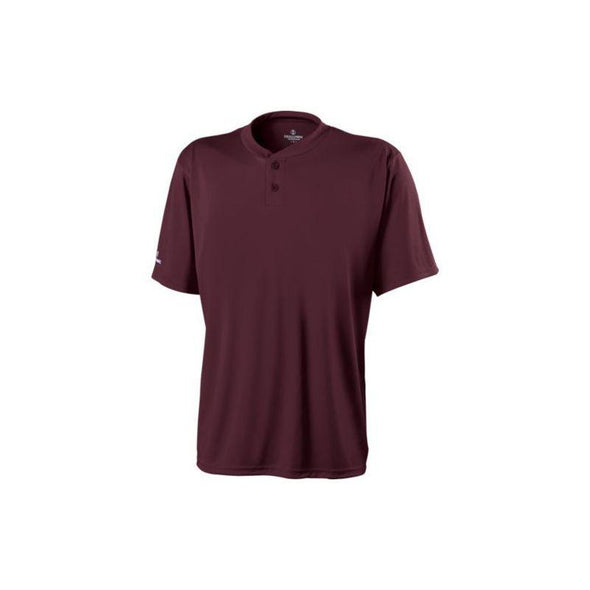 Youth Streak Jersey Dark Maroon Baseball