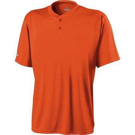 Streak Jersey Orange Adult Baseball