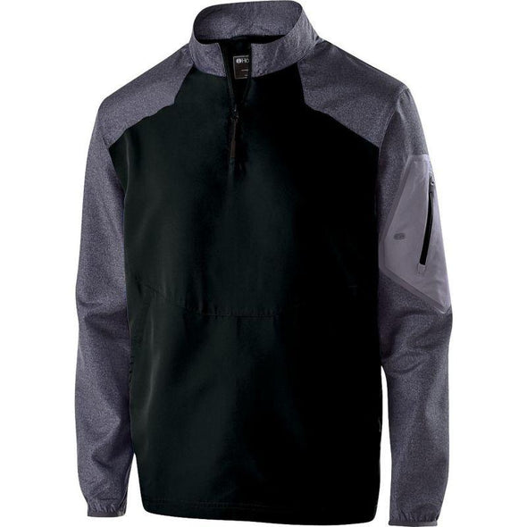Youth Painder Pullover Carbon Print/black Baseball