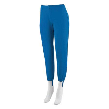 Ladies Low Rise Softball Pant Royal