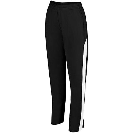 Ladies Medalist Pant 2.0 Black/white Softball