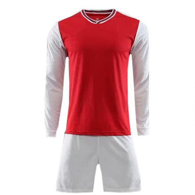 Gunners Red Ls Adult Soccer Uniforms