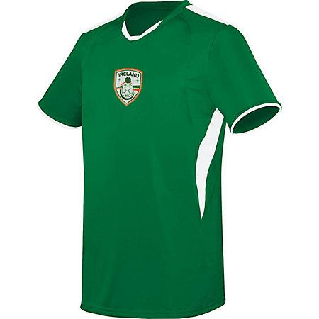 Adult Globe International Jersey Ireland Single Soccer & Shorts