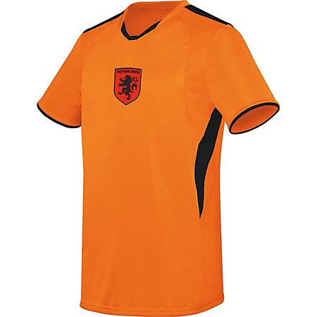 Adult Globe International Jersey Netherlands Single Soccer & Shorts
