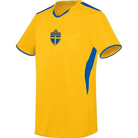 Adult Globe International Jersey Sweden Single Soccer & Shorts