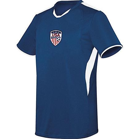 Adult Globe International Jersey Usa Single Soccer & Shorts