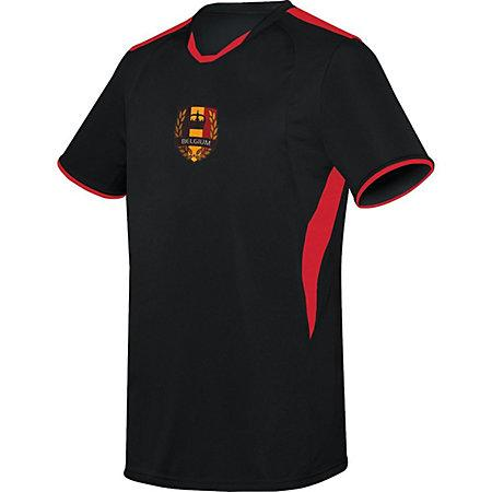 Youth Globe International Jersey Belgium Single Soccer & Shorts
