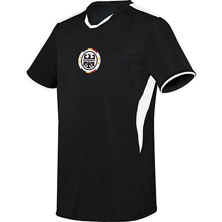 Youth Globe International Jersey Germany Single Soccer & Shorts