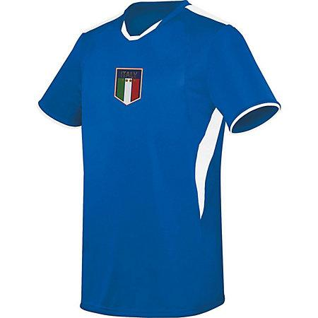 Youth Globe International Jersey Italy Single Soccer & Shorts