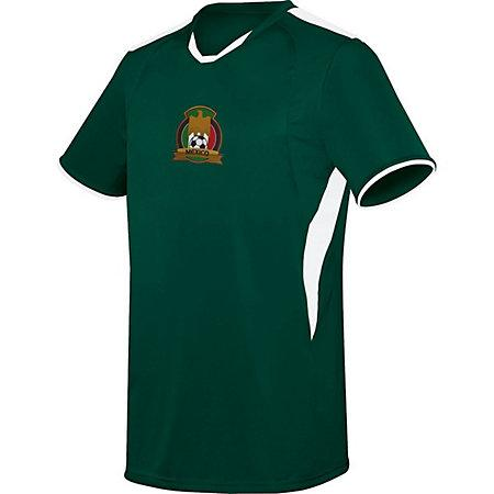 Youth Globe International Jersey Mexico Single Soccer & Shorts