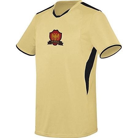 Youth Globe International Jersey Russia Single Soccer & Shorts