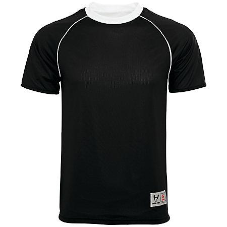 Conversion Reversible Jersey Black / white Adult Single Soccer & Shorts