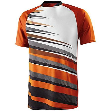 Adult Galactic Jersey Orange/black/white Accesories