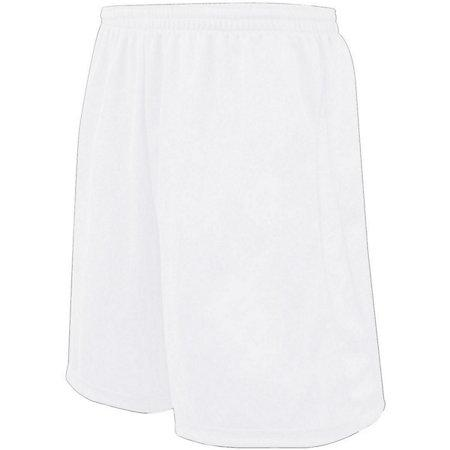 Youth Albion Shorts White/white Single Soccer Jersey &