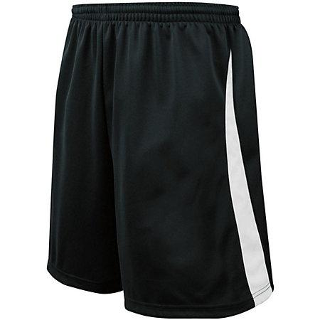 Youth Albion Shorts Black/white Single Soccer Jersey &