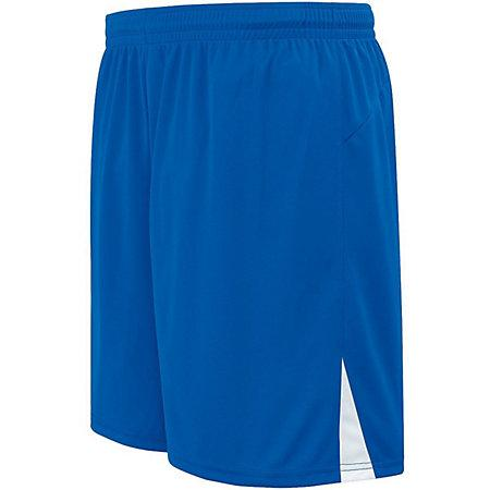 Hawk Shorts Royal / white Jersey de fútbol adulto individual y
