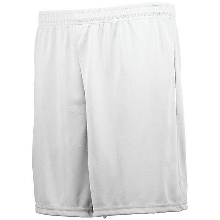 Prevail Shorts White Adult Single Soccer Jersey &