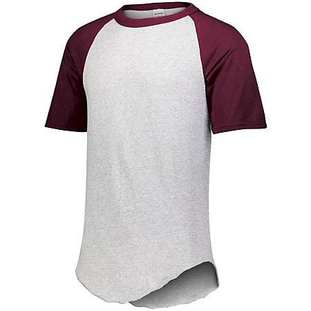 Short Sleeve Baseball Jersey Adult