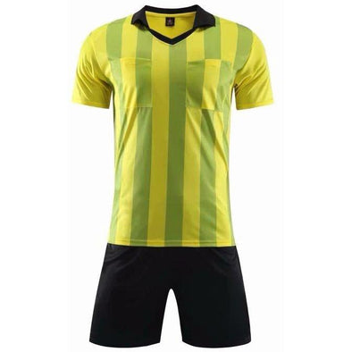 Yellow 164 Referee Adult Soccer Uniforms