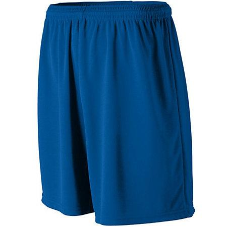 Wicking Mesh Athletic Shorts Royal Adult Baloncesto Single Jersey &