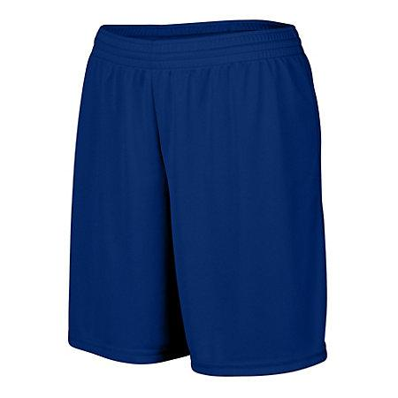 Ladies Octane Shorts Navy Softball