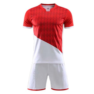 Red F.c Adult Soccer Uniforms