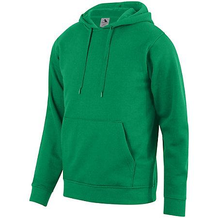 60/40 Fleece Hoodie Kelly Adult Baseball