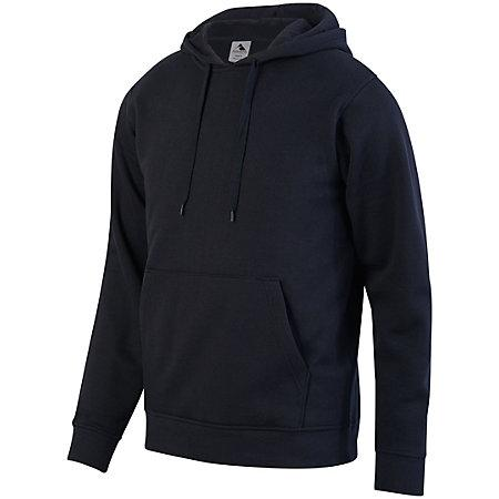 60/40 Fleece Hoodie Carbon Heather Adult Baseball