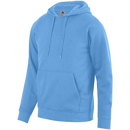 60/40 Fleece Hoodie Columbia Blue Adult Baseball