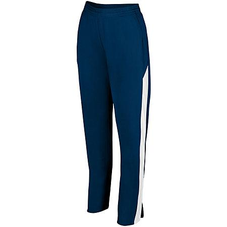 Ladies Medalist Pant 2.0 Navy/white Softball