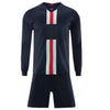 Pari Navy Ls Adult Soccer Uniforms