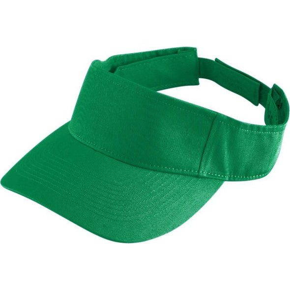 Youth Sport Twill Visor Kelly Baseball