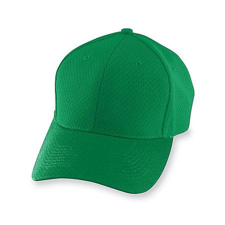 Athletic Mesh Cap Kelly Adult Baseball
