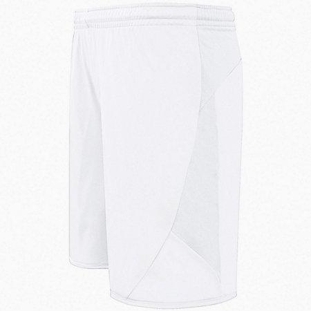Youth Club Shorts White/white Single Soccer Jersey &