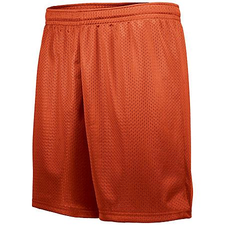Tricot Mesh Shorts Orange Adult Basketball Single Jersey &