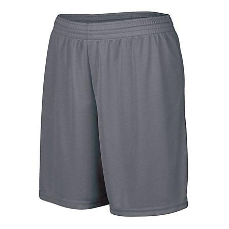 Girls Octane Shorts Graphite Softball