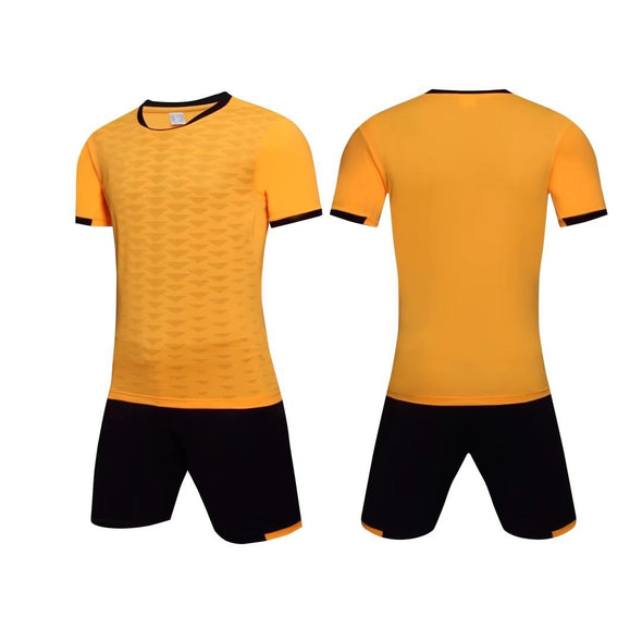 Orange 147 Adult Soccer Uniforms