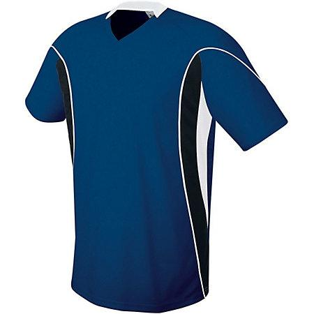Helix Jersey Navy/black/white Adult Single Soccer & Shorts