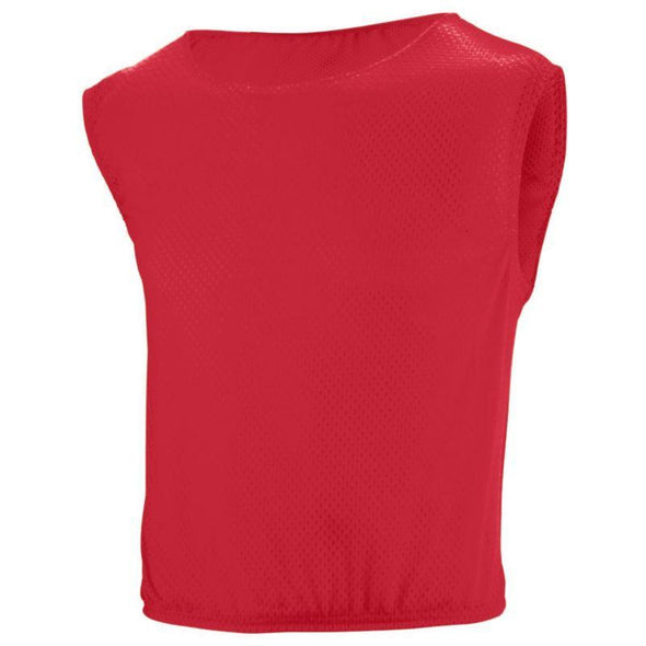 Scrimmage Vest Red Adult Football