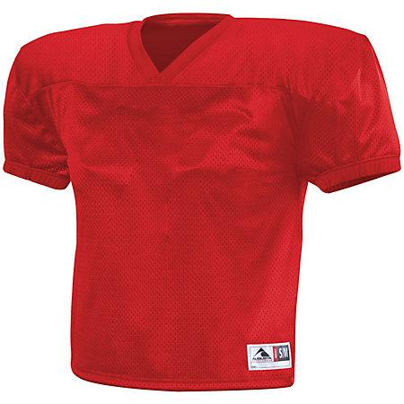 Dash Practice Jersey Red Adult Football