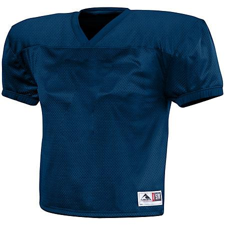 Dash Practice Jersey Navy Adult Football