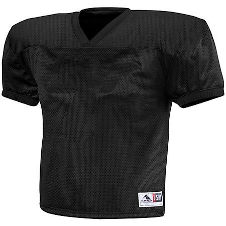 Dash Practice Jersey Black Adult Football