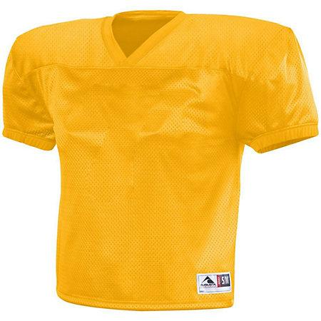 Youth Dash Practice Jersey Gold Football