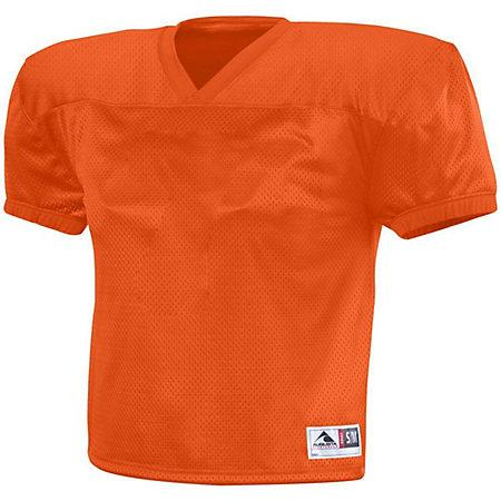 Youth Dash Practice Jersey Orange Football