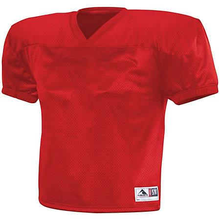 Youth Dash Practice Jersey Red Football